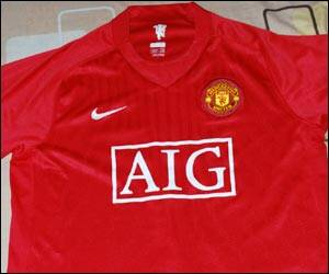 Man united shirt sponsorship proposal for sahara the for Manchester united shirt sponsor