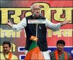 Advani goes in poll mode,promisessops,security