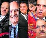 The most powerful indians in 2009:70-74