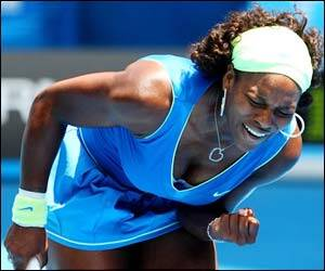 Serena pulls out of Charleston with leginjury