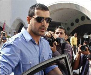 When fans asked John Abraham to strip