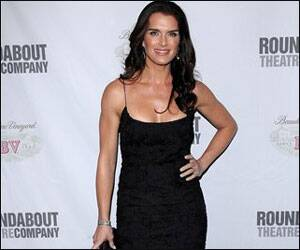 Brooke Shields returns to silverscreen
