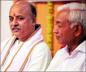 article india news hindu worship your manhood leader togadia
