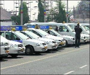 Plans in place to free airport of touts,ensure safecabs