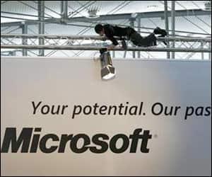 Microsoft Q4 profit down 29 percent