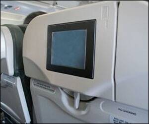 Mobile gadgets threaten in-flight entertainment