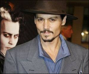 Johnny Depp turns childhood vampire TV show intofilm