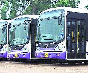 'Not enough in numbers',49 buses stay idle at Lucknow workshop