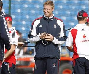 England still first up for Flintoff | The Indian Express