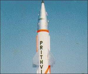 Nuclear capable Prithvi-II test firedsuccessfully