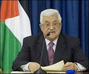 Abbas offers to quit over stalled peaceprocess