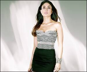 Kareena was one of the most talked about fashionistas of 2009