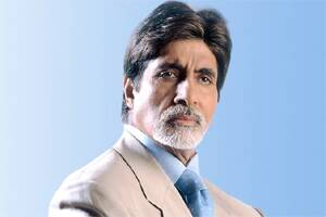 Big B teams up with Rajkumar Santoshi for 'The Outsider'