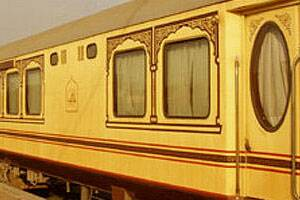 Terror threat to luxury train