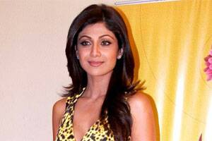Shilpa Shetty to campaign for British MP
