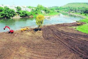 Mutha plan sinking,only 35% work done in PhaseI