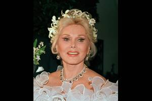 Zsa Zsa Gabor fights for life afterstroke