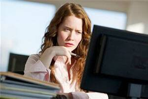 Women in male-dominated offices undergo high stress
