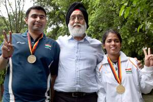 Carrot for CWG but stick forshooting