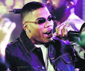Nelly's new single debuts at #8