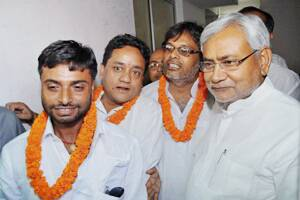 Over 100 MLAs in Bihar Assembly face criminal charges