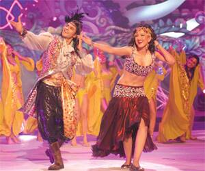Bollywood on STAGE