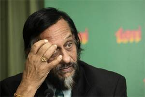 Science writer Fred Pearce asks Dr. Pachauri to step down as IPCC Chairman