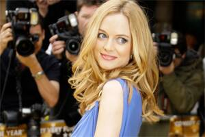 Heather Graham out of 'Hangover 2'