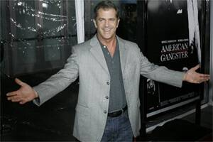 Mel Gibson signs for 'Hangover 2'