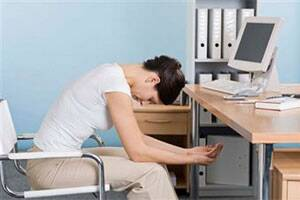 Desk jobs 'can kill you'