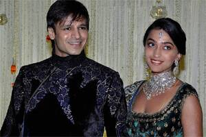 Who's who attend Vivek Oberoi's wedding reception