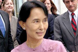 Suu Kyi's son seeks Myanmar visa to visit mother