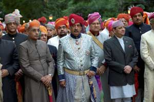 Kings to Hollywood stars,all attend Rajasthan royal wedding