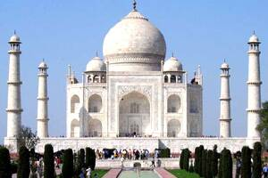 Taj Mahal for the rich and famousonly?