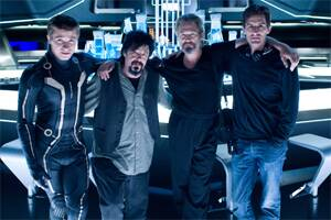 Jeff Bridges back in the game with 'Tron:Legacy'
