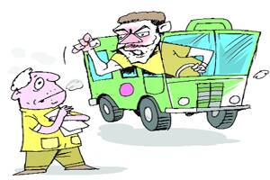 Bus drivers most notorious when it comes to safe driving:Survey
