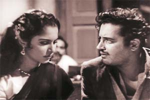 'Guru Dutt was unable to express love'