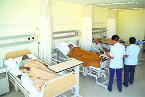 City hospitals say treatment to getcostlier