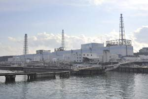 Japan says nuclear crisis as bad asChernobyl