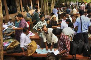 Stakes upped in South as polling in Kerala,Tamil Nadu,Puducherry ends on highnote