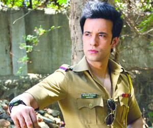 Aamir Ali's first comedy