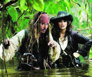 Pirates Of The Caribbean – On Strange Tides