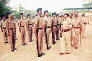 Govt shakes up the state police brass