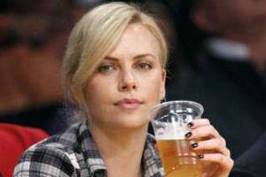 Charlize Theron is the face of Diorwatches