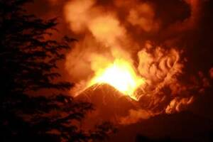 Volcanic eruption could lead to 'complete collapse of civilisation':Scientist