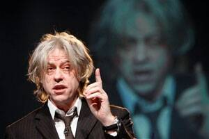 Bob Geldof contemplated suicide after split from wife Paula Yates