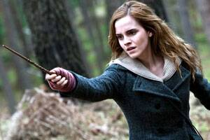 Hermione Granger,an action hero?