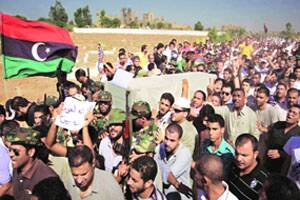 'Rebels killed own militarychief'