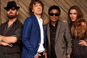 Formed on a whim,Jagger's new band getsSuperheavy