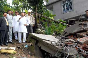 Quake damage estimated to be Rs 1 lakh crore: Sikkim CM